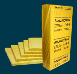 Мінеральна вата AcousticWool Glass Floor