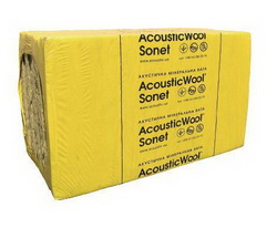 Минеральная вата AcousticWool Sonet