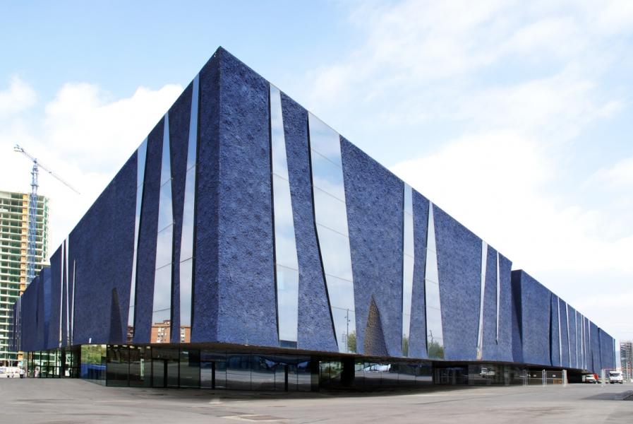 Forum Barcelona — Edificio de Convenciones Испания Барселона