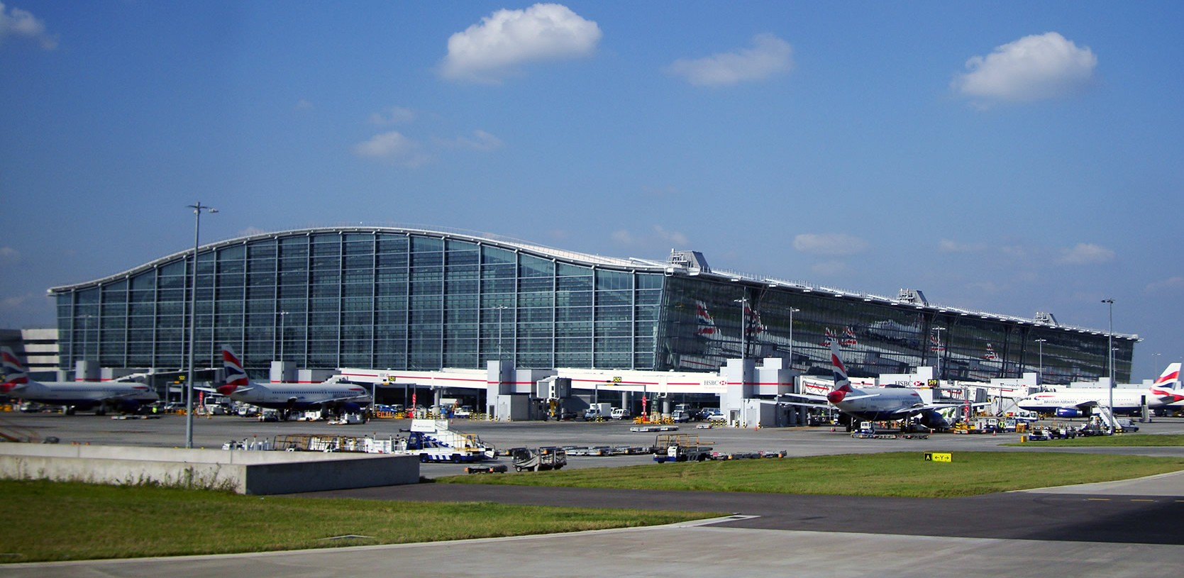 Heathrow Airport Англія Лондон