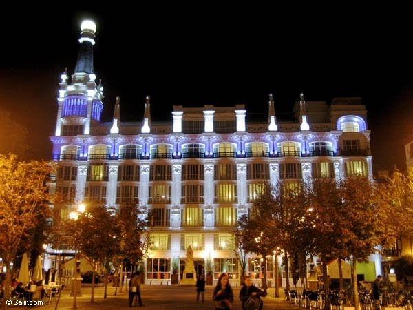 Hotel Hard Rock Reina Victoria Испания Мадрид