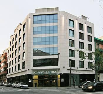 Hotel Vincci Arena Испания Барселона