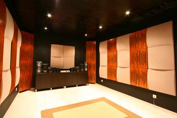 Дизайнерські акустичні панелі Vicoustic