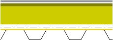 Система звукоізоляції плоскої покрівлі СМ-6