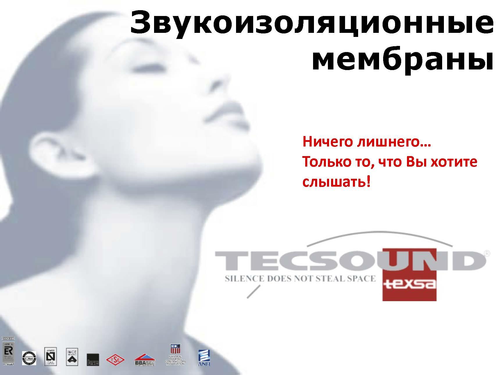 Презентация TECSOUND