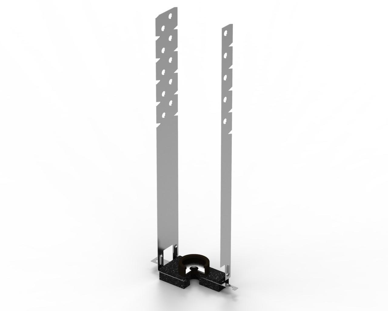 Виброизоляционное крепление VibrOK Plus 250