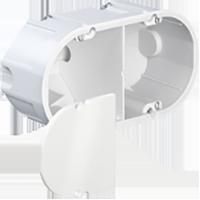 Звукоизоляционная коробка для электроники без галогена