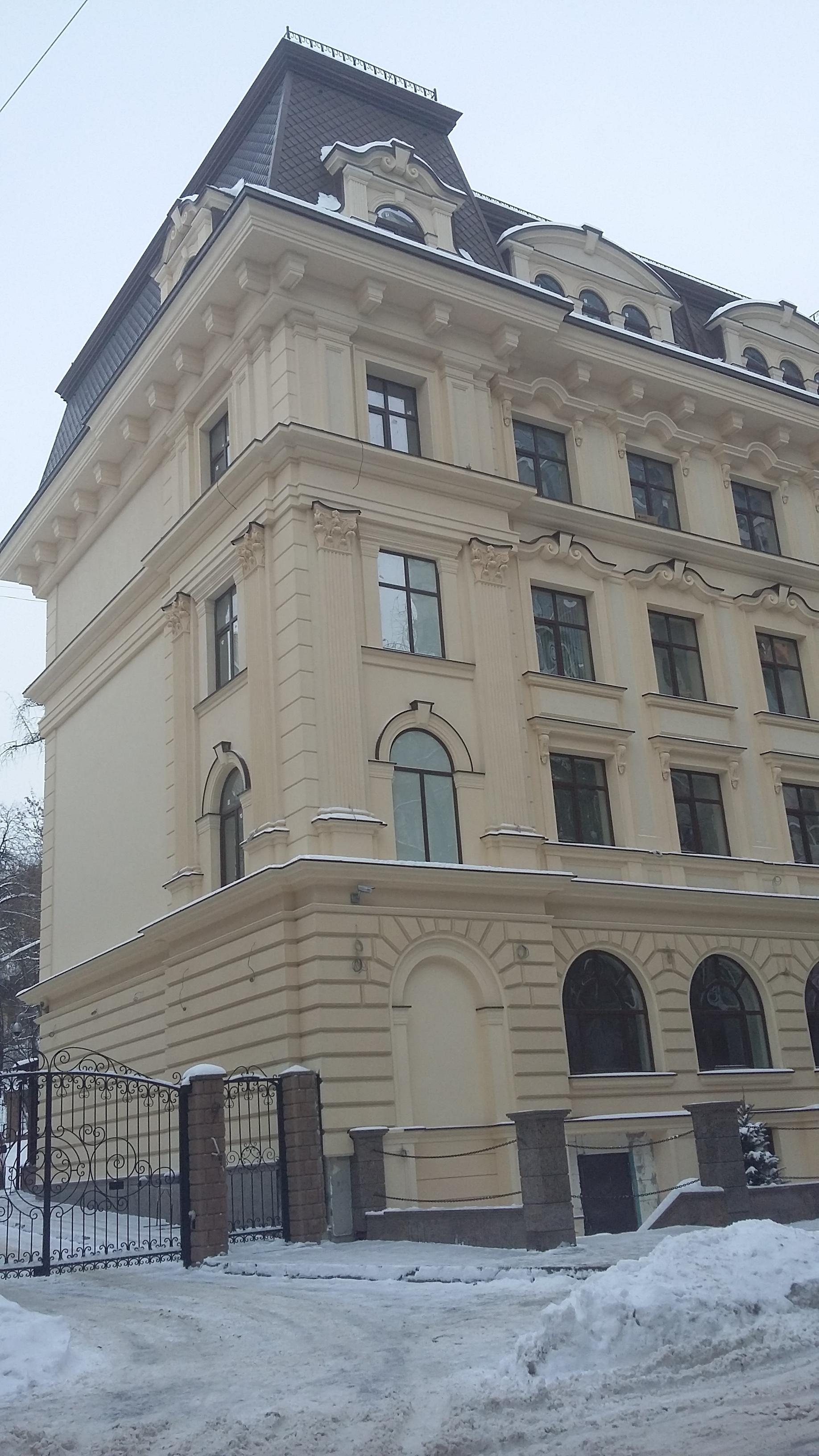 Офісні приміщення на Первомайського
