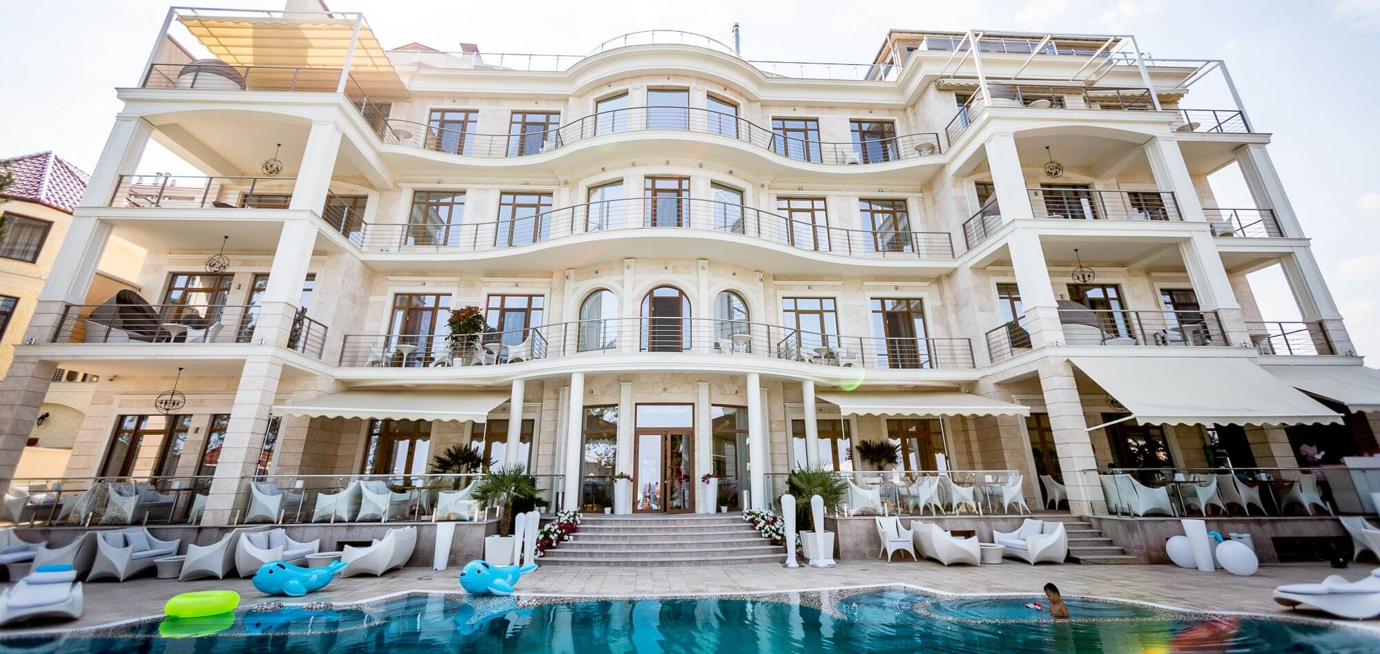 Готель «Panorama De Luxe»
